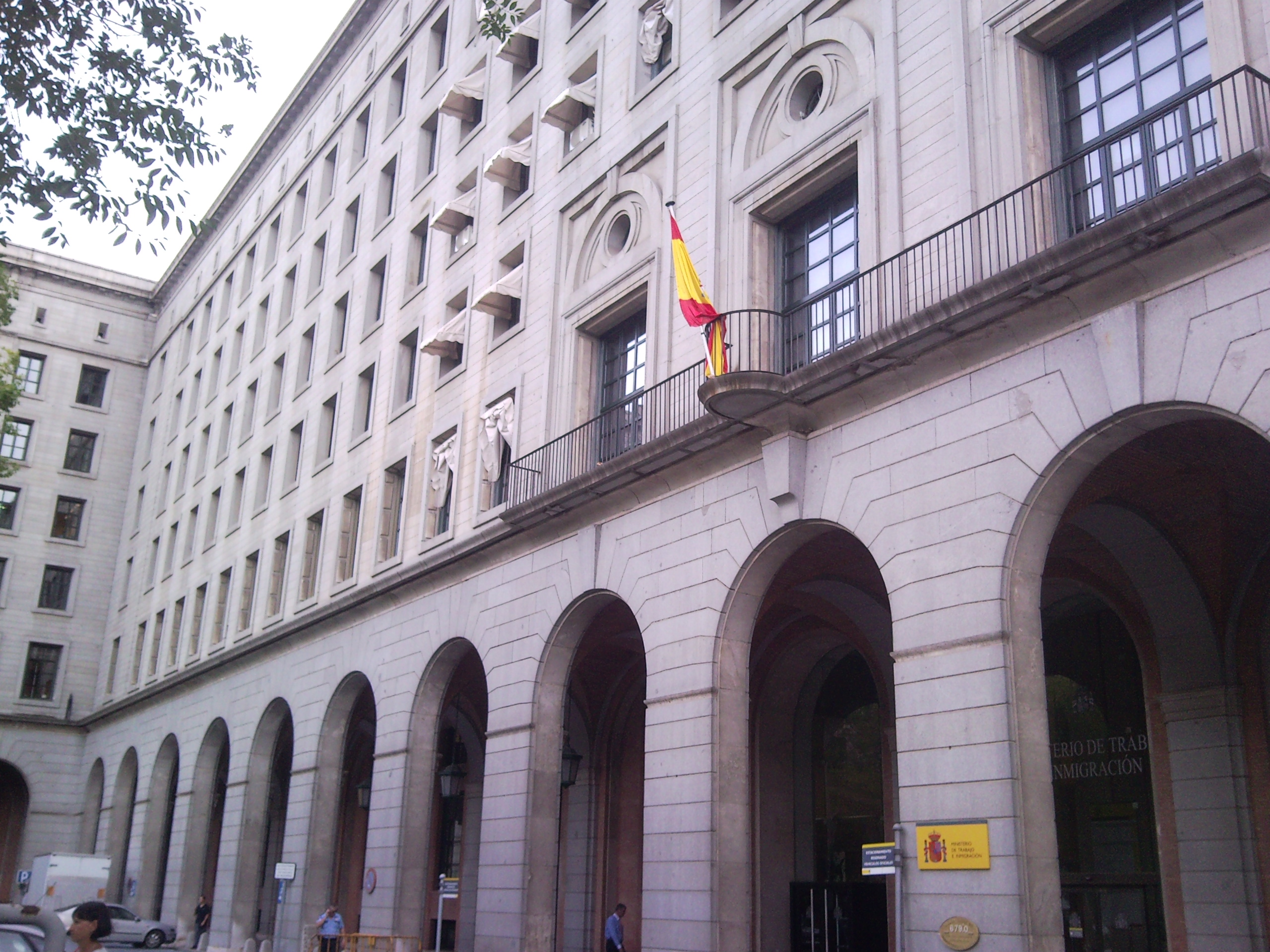 Ministerio De Trabajo E Inmigracion (Spain)